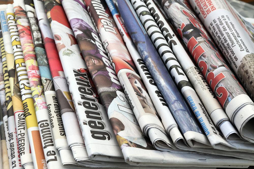 encart presse 974 reunion quotidien jir eco austral memento