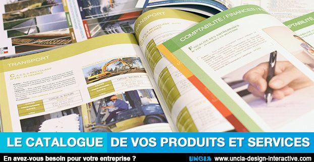 Création catalogue 974 - Communication Ile de La Réunion