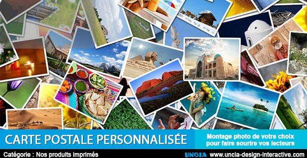 Carte postale personnalisée - Ile de La Réunion