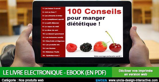 Livre électronique - Ebook - Publicité Ile de La Réunion