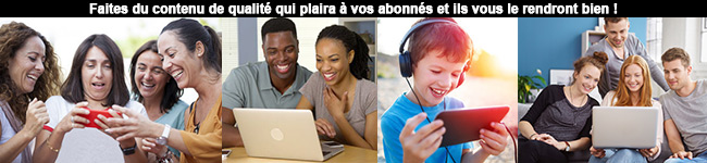 Youtuber à La Réunion