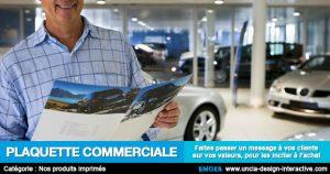 Plaquette commerciale - Communication - Ile de La Réunion