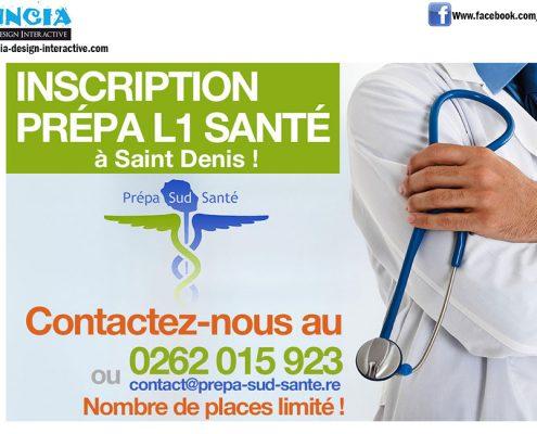 Inscription Saint Denis Prépa Sup Santé Réunion