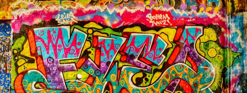 Spot de Graffiti de St Leu