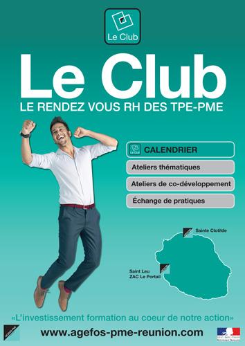 Club RH - AGEFOS PME Reunion
