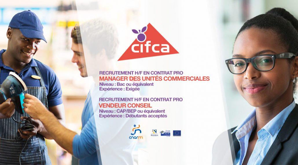 CIFCA - RECRUTEMENT AVRIl