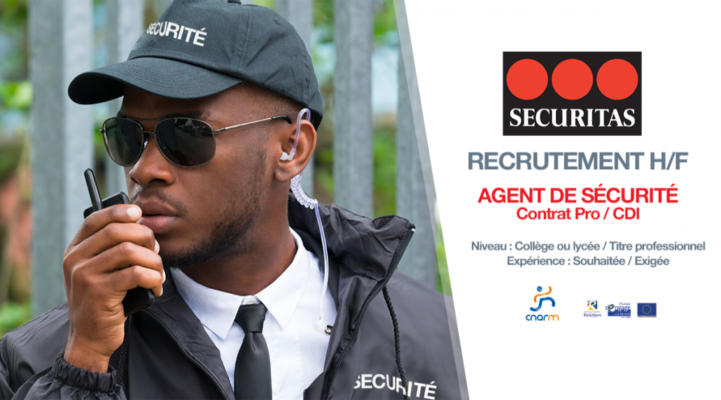 SECURITAS - RECRUTEMENT AVRIL 2018