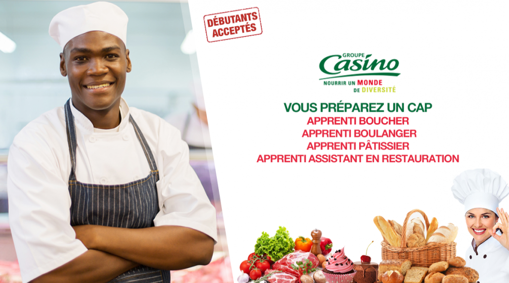 Recrutement Casino Cnarm