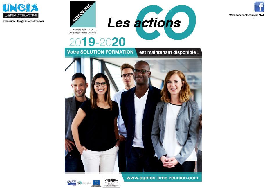 Catalogue Actions Co Agefos PME Réunion